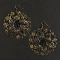Juliet Rose Earring