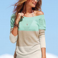 Linen Tunic Sweater