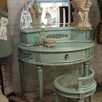 Painted Cottage Aqua Chic Romance Aqua Chic