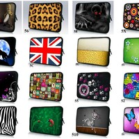 "15 15.4 15.6"" Toshiba Acer HP Dell Samsung Asus Laptop Sleeve Case Bag Cover ,UK"