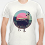 Llama T-shirt by Ali GULEC | Society6