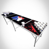 Official BPONG 8' Splatter Table in Fun & Games Sale