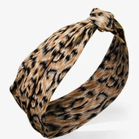 Animal Pattern Headwrap | FOREVER 21 - 1000049932