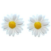 Vivi Daisy Earrings - Dolly Bow Bow
