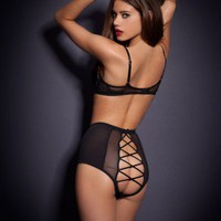 View All Lingerie by Agent Provocateur - Iyla Big Brief