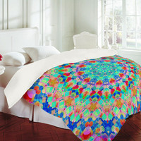DENY Designs Home Accessories | Lisa Argyropoulos Geometria Duvet Cover