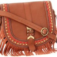 The Sak Topanga Saddle Shoulder Bag
