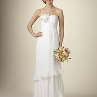 Dresses for Women: Fluted Wedding Dress: The Limited