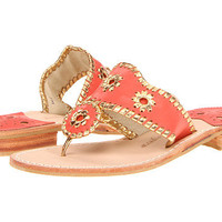 Jack Rogers Nantucket Gold