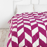 Urban Outfitters - Herringbone Duvet Cover