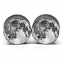 Moon Ear Plugs - Ear Gauges & Plugs - Body Jewelry