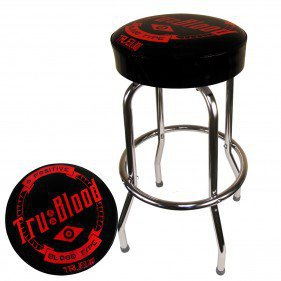 Tru Blood Beverage Bar Stool |    Shows  True Blood  | HBO Shop - View All