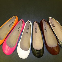 NEW Ladies Ballet Flats