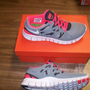 Nike Wmns Free Run + 2 Size 11 color 016 Gray