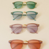 Color Therapy Sunglasses | The Caravan