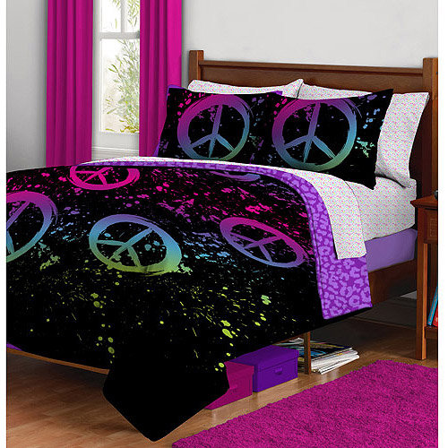 Walmart: Peace Paint Complete Bed in a from Walmart | Epic