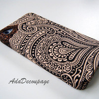 Thai Pattern  iPhone 4 Case  iPhone 4s Case   iPhone by AdaFashion