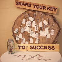 Wedding Ideas / Maybe for an advice table at the reception...