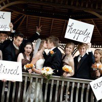 Wedding Ideas / goooood idea.