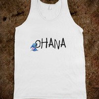 Ohana Crewneck - Tumblr Fashion
