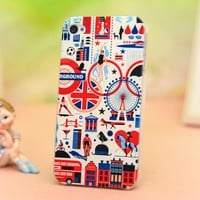 Ferris Wheel Relief Case For Iphone.. on Luulla