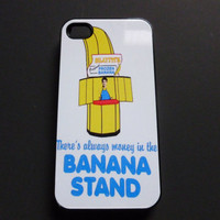 Arrested Development Bananna Stand Hard iPhone by CreateItYourWay