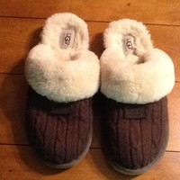 UGG Women&#x27;s Cozy Knit Sl...