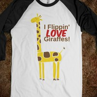 Giraffes - SPIT CLOTHING: Don't be lame, buy one now!