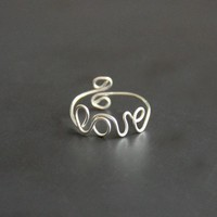 Love Ring Wire Written on Luulla
