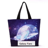 2013 New Arrival Women Fashion Butterfly Galaxy Bag / One shoulder hand bag B60036