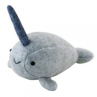 ShanaLogic.com - 100% Handmade & Independent Design! The Baby Narwhal