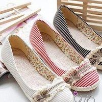 Off-white Flats - New lady sexy Fashion Women's | UsTrendy
