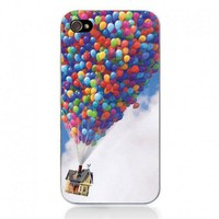 Movie Theme Collection iPhone 4 / 4S Case - UP - Balloon