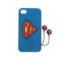 iHip DC Comics Superman Logo iPhone Case Bundle - 301828