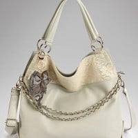 Cute Romantic Look Lace Blend - Handbags - Accessories