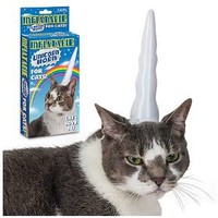Amazon.com: Inflatable Unicorn Horn for Cats: Everything Else