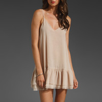 One Teaspoon Pinkie Dress in Natural from REVOLVEclothing.com