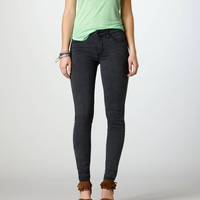 AEO Women's Hi-rise Jegging (Grey)