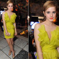 Battle of the Marchesa dresses: Emma Watson | Bff.tv