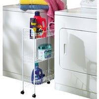 Solutions - Three Tier Rolling Cart