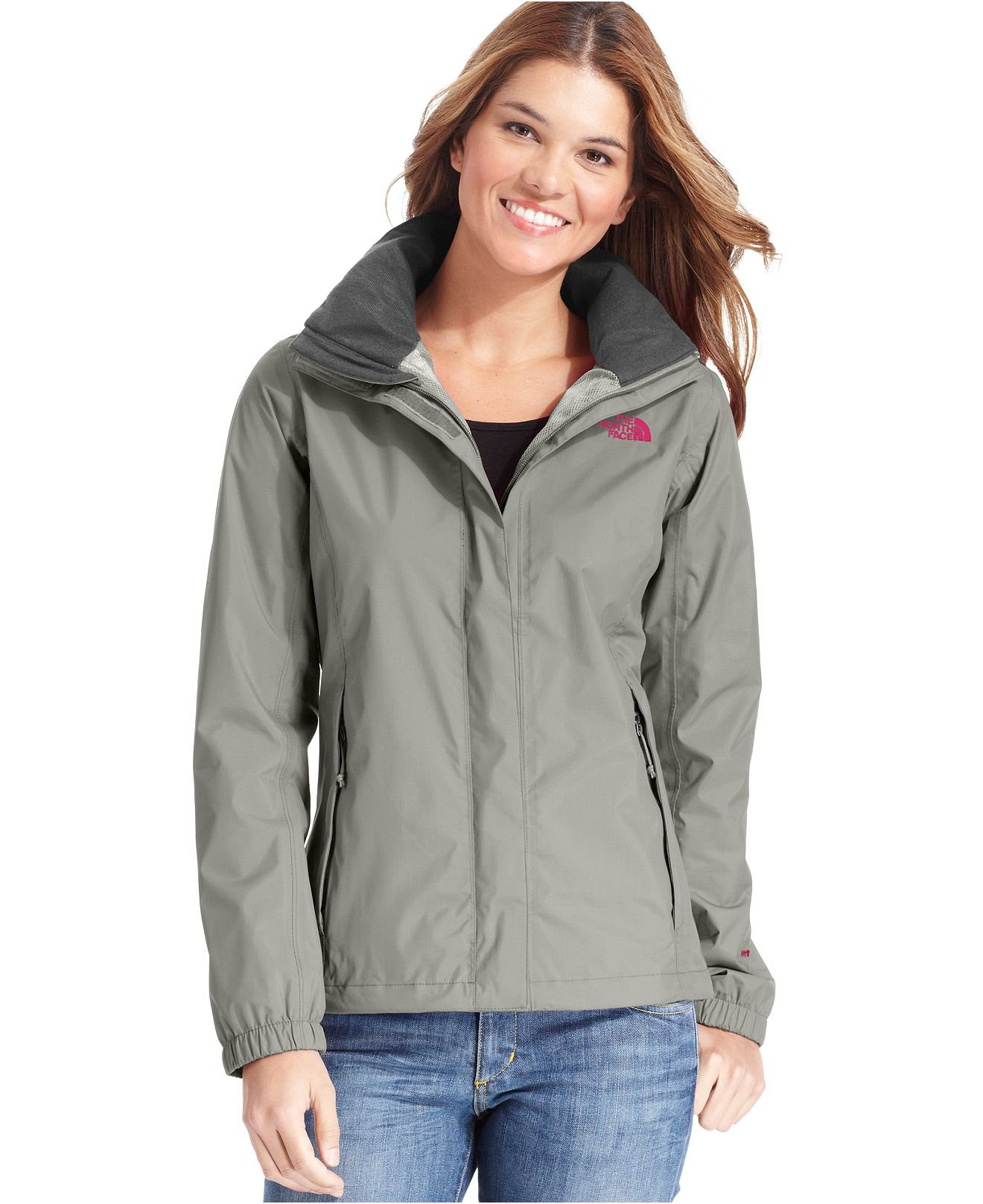 The North Face Jacket Resolve Zip-Up From Macys | Cuwte Clothes