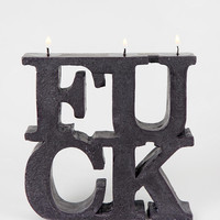 Urban Outfitters - Insight F*ck Candle