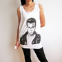 Johnny Depp Cry Baby Shirt Movie Film White by TheRockerShop
