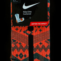 "Thesockgame.com — KD5 ""Black History Month"" - Custom Nike Elite Socks"