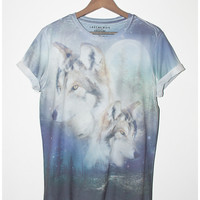 Forest Wolf Tee | Last But Won