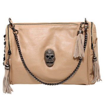 GYPSY WARRIOR - Skull Bowling Bag