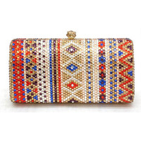 Pree Brulee - Zara Swarovski Clutch