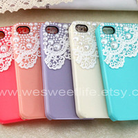 iPhone 4 case  iPhone 4s case iPhone case 4 4s by wesweetlife