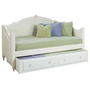 Daybed | Victorian Chic Collection in Antique Off White | FOW