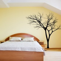 Bare Tree 3 Vinyl Wall Decal 22222 on Luulla